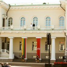 Prezidentūros kanclere paskirta A. Budrytė
