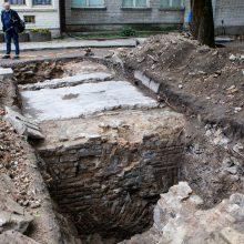 Vilniaus žydai susijaudinę: Didžiosios sinagogos radiniai – sensacingi