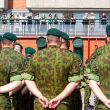 Vilniuje bus apdovanoti misiją Afganistane baigę Lietuvos kariai