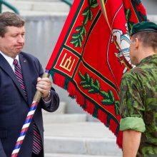 R. Karoblis apie lėšas gynybai: siunčiame blogą signalą sąjungininkėms