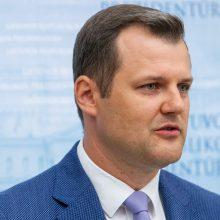"""G. Paluckas: I. Rozovos situacija naudojasi ir """"valstiečiai"""", ir konservatoriai"""