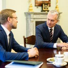 G. Nausėda: Europos Sąjungoje pagal socialinę atskirtį esame valstybių dugne