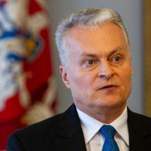 G. Nausėda tęsia susitikimus su kandidatais į ministrus: šiandien – dar trys pokalbiai