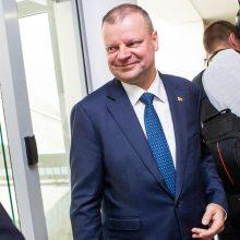 S. Skvernelis vyksta į Rygą minėti Baltijos kelią ir tartis dėl Astravo