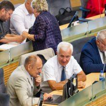 Ar pavyks V. Sinkevičiui tapti jauniausiu eurokomisaru ES istorijoje?