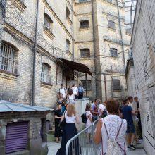 Vilniaus mažasis teatras naująjį sezoną spektaklius rodys Lukiškių kalėjime