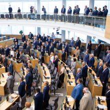 Seimas pradėjo rudens sesiją: laukia mūšis dėl biudžeto