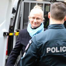 N. Venckienės skundas dėl suėmimo – jau Vilniaus teisme