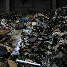 Prokurorai prašo teismo apriboti Atliekų rūšiavimo centro veiklą