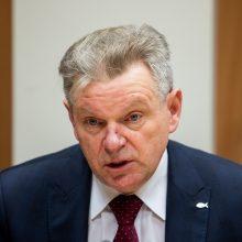 Apie J. Narkevičių duomenis pateikęs verslininkas gavo pranešėjo statusą