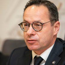 Ž. Pavilionis su užsienio kolegomis ragina Sakartvelą politiniais būdais spręsti krizę