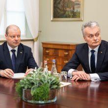 G. Nausėda su premjeru ir ministrais aptars, kaip skatinti ekonomiką