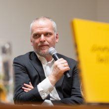 Kultūros ir meno premijų komisijai vadovauti siūlomas režisierius A. Stonys