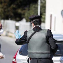 URM įspėja: Čekija uždaro sieną užsieniečiams, vykstantiems iš 15 šalių