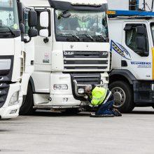 Įsigalioja reikalavimas saviizoliuotis į Lietuvą atvykstantiems vežėjams