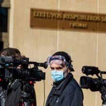 Ministerija parengė pataisas žurnalistų apsaugai nuo persekiojimo už kritiką
