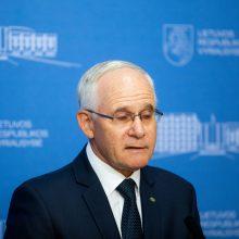 G. Nausėda apie A. Monkevičių: visgi ministro pareigas eina ne pirmą kadenciją