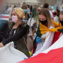 Lietuvoje bus paminėta Baltarusijos nepriklausomybės diena