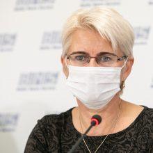 Dėl draudimo N. Venckienei kandidatuoti į Seimą prašo Strasbūro teismo išvados