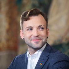 T. V. Raskevičius apie partnerystės įstatymą: tai dar negalutinis variantas