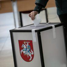 Konservatoriai rengia pertvarką: nori naujos Seimo rinkimų sistemos