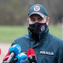 Komisaras įspėjo: baudas gaus visi naujametinio vakarėlio dalyviai