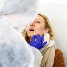 Darbuotojų sveikatos patikrinimus dėl užkrečiamosios ligos siūlo finansuoti  valstybės lėšomis