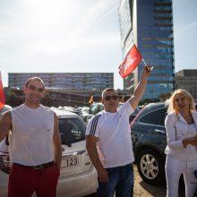L. Virbalas – apie mitingus Vilniuje: negalima jų nepaisyti, neišklausyti ar išbraukti iš dialogo
