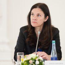 Lietuva į JT komitetą prieš moterų diskriminaciją vėl siūlo D. Leinartę