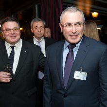 Vilniuje rengiamas tradicinis Vilniaus Rusijos forumas