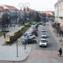 Senamiestyje bus pokyčių: laukia idėjų, kaip pertvarkyti Vokiečių gatvę