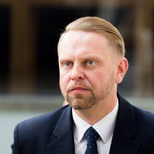 Apeliacinio teismo pirmininku siekia tapti vienintelis kandidatas – N. Meilutis