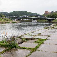 Beveik visoje Lietuvoje nusekęs upių vanduo: kritinė situacija – Neryje