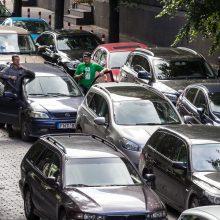 Surašė šmaikščias taisykles, kaip nepražūti Vilniaus gatvių chaose