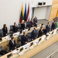 Baltijos Asamblėjos dalyviai aptars Rytų partnerystės dešimtmetį