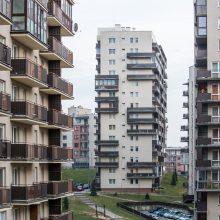 Vilnius būsto įperkamumu vis dar atsilieka nuo Rygos ir Talino