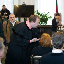 EP komitetai svarstys Sausio 13-osios bylos teisėjų ir prokurorų persekiojimą