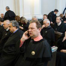 Sausio 13-osios byla: prokurorai atsakinės į nuteistųjų advokatų argumentus