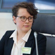 Lietuvos žmogaus teisių centro vadove paskirta J. Juškaitė