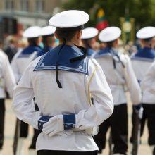 Klaipėdoje vyks Karinių jūrų pajėgų vado pasikeitimo ceremonija