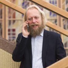 Lietuvos meno kūrėjų asociacija delegavo J. Staselį į LRT tarybą