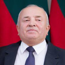Naujai Seimo frakcijai vadovaus V. Kamblevičius