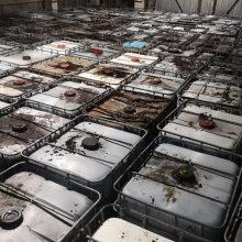 Pakruojo ir Panevėžio rajonuose rasta pavojingų atliekų