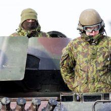Pirmą kartą Lietuvoje treniruosis Vokietijos divizijos štabas