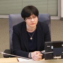E. Žiobienė į vaiko teisių apsaugos kontrolieres teikiama trečiai kadencijai