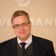 V. Vasiliauskas: mažesnį ekonomikos nuosmukį lėmė valstybės atsakas