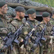 Lietuva svarsto JAV prašymą siųsti karių į Siriją