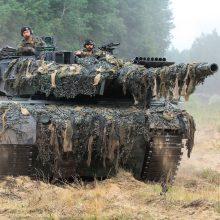 KAM patikino Baltarusiją: karinės pratybos nenukreiptos nė prieš vieną šalį