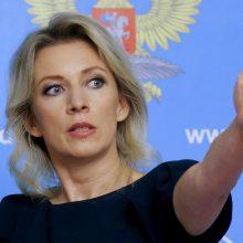 Rusija susirūpino Lietuvos rusakalbiais – ragina tarptautines organizacijas įsikišti