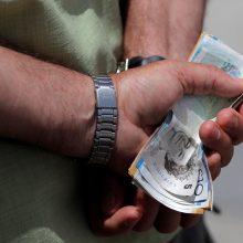 16 tūkst. eurų vagyste iš alytiškio namo įtariami rumunai